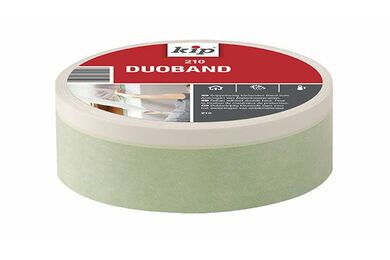KIP Duoband Groen/Wit 210-24 25mmx25m