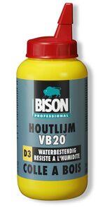 bison prof houtlijm waterbasis vb20 d3 250gr