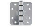 AXA Smart Easyfix Scharnier Met Hangnaadbegrenzer 89x89x3mm