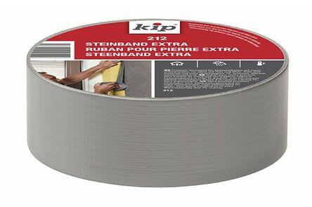 kip steenband 212 48mm x 50m zilver