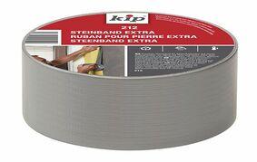kip steenband 212 38mm x 50m zilver