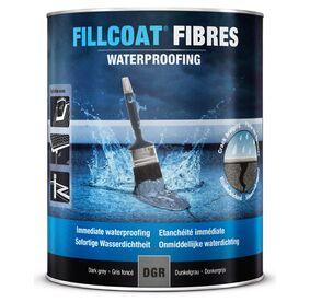 rustoleum fillcoat waterproof vezelversterkt 1ltr grijs