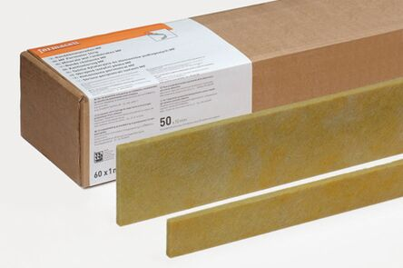 fermacell steenwol randstrook 10x30x1000 60p/p