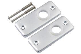 patentrozet aluminium f1 naturel per paar