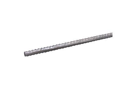 betonijzer staaf rond 6x2000 gegalvaniseerd