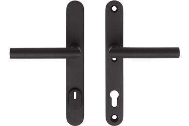 SKANTRAE Hang En Sluitwerkpakket HSP90 Ovaal Zwart L3 Sleutelbediend SKG3 2015/2115mm