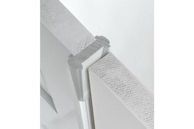SKANTRAE Aanslaglat T.B.V. Original/Prestige Schuifdeur Wit FSC 25x61x2500mm
