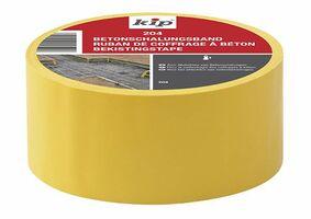 kip bekistingsband 204 50mm x 33m geel