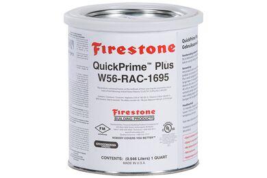 FIRESTONE Rubbercover Quickprime Plus Transparant 950ml