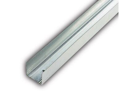metal stud profiel horizontaal u45 4000x45