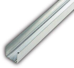 metal stud profiel horizontaal u75 4000x75