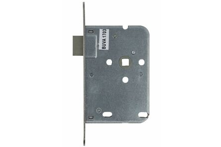 buva magneet loopslot voorplaat rvs incl sluitplaat en magneetkom