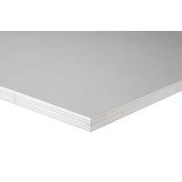 <p>Melaply is een exterieur verlijmd door en door berken multiplex voorzien van een tweezijdig hoogwaardige, gemodificeerde melamine toplaag. De plaat is voorzien van een 250gr/m&sup2; toplaag in de kleur ral 9016. Is geschikt voor toepassing in ruimtes waarbij een hygienisch oppervlakte gewenst is. De melaply plaat is makkeljk te bewerken en geschikt voor diverse toepassingen.</p>