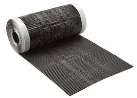 ubbink airtec aluminium hoekkeperband antraciet 5000x300mm