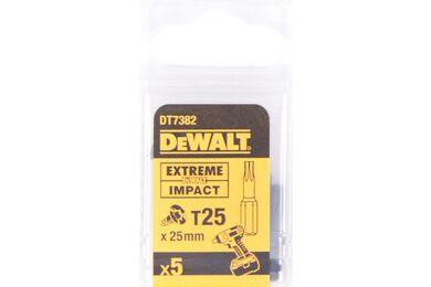DEWALT DT7382T-QZ Impact Torsion 25mm Torx T25