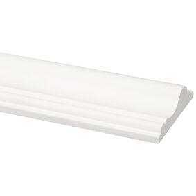 grenen decorlijst wit gegrond fsc mix 70% 18x68x2700