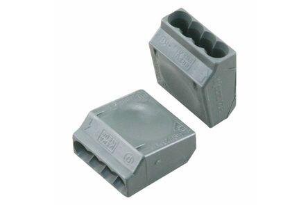exin lasklem 4-polig 1,0-2,5mm² (set van 20 stuks)