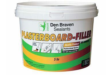 DEN BRAVEN Plasterboard-Filler Wit Emmer 5l