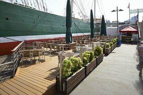 upm lifecycle vlonderplank 2 zijde met groef tigerwood 21x137x4000