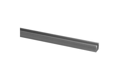 U-Profiel Aluminium 10x10x2000mm