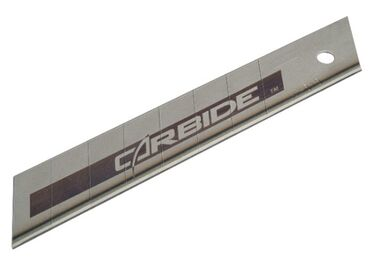 STANLEY Reservemesjes 0-11-818 Carbide 18mm