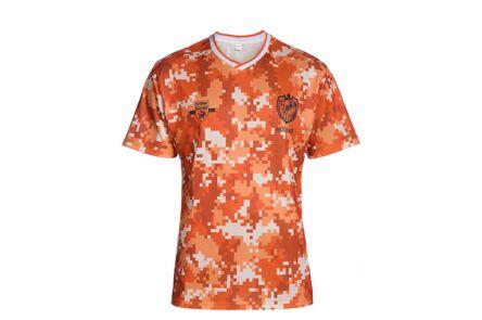 spaaractie limited edition ek-shirt maat s