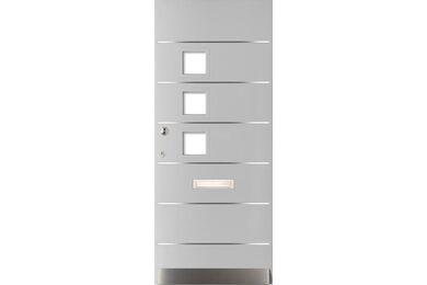 WEEKAMP Voordeur Tricomfort WK2034 Voorbehandeld Wit FSC 930x2340mm
