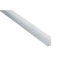 Fibo-Trespo Eindprofiel Large Aluminium 2400mm