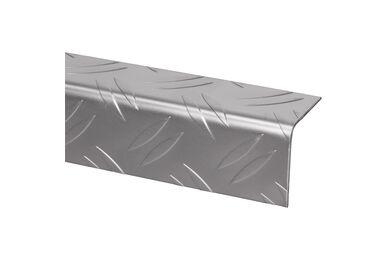 Hoekprofiel Traan Aluminium 40x40x2000mm