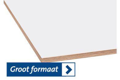 Okoume D/D Exterieur Komo Gegrond Xl 3100x1530x25mm