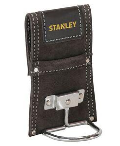 stanley hamerholster leder stst1-80117 zwart