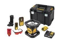 DEWALT DCE079D1R-QW Roterende Laser 18V 1x 2,0Ah