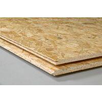 <p>OSB is een constructieplaat hoofdzakelijk opgebouwd uit naaldhout chips. OSB heeft een hoge buigsterkte in de lengte van de plaat, hierdoor is de plaat het sterkst bij een dwarse ondersteuning. Door de homogene opbouw kent OSB geen onvolkomenheden.</p>
