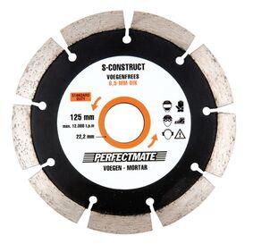 perfectmate s-construct voegen 22,2mm