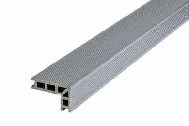 UPM ProFi Deck Hoekafwerking/Traptrede Pearl Grey 68x110x4000mm