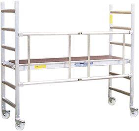 minimax vouwsteiger basisvouwdeel met platform (set a)
