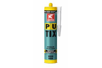 GRIFFON PU Tix Mdi-Houdend D4 Bruin 310ml
