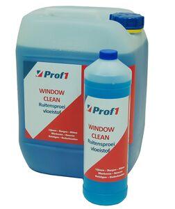 prof1 windowclean ruitensproeier kant en klaar  -30 graden 5ltr