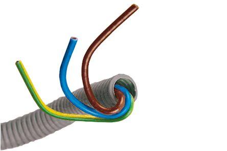 """installatiebuis flexibel 3x2,5mm² 5/8"""" 20m"""