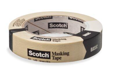 3M Scotch Afplaktape 24mm x 50m