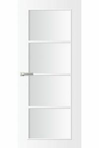 binnendeur skantrae nano topcoat skl929-bg incl. blank glas opdek rechtsdraaiend fsc mix 70% 930x2115