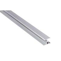 Fibo-Trespo Koppelprofiel 2-delig Aluminium 2400mm
