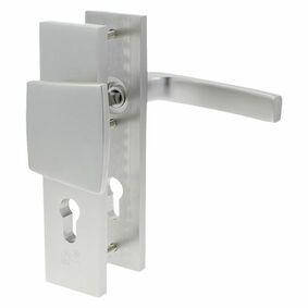 starx deurbeslag kruk/duwer kort 55mm skg3