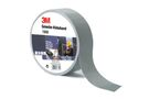 3M Economy Duct Tape 1900 Zilver 50X50