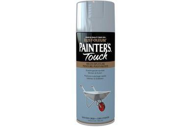 PAINTERS TOUCH Verfspuitbus Winter Grey Gloss 400ml