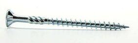 woodfast multi houtschroef torx t30 6,0x80mm verzinkt 200st