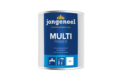 JONGENEEL Multiprimer Wit Binnen / Buiten 750ml