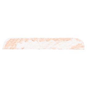 grenen deklijst wit gegrond fsc mix 70% 5x37x2700