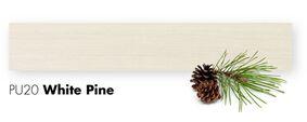 trespa pura nfc gevelstroken pu20 white pine 3050x186x8