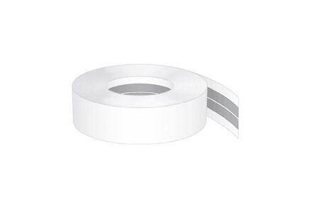 gyproc papiertape flexcorner rol 30m met 2 metaalstrips